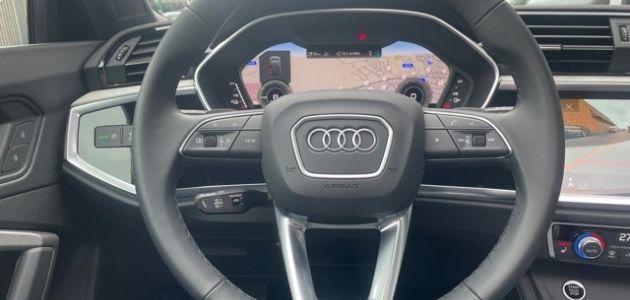 Audi Q3 Sportback hybride Edition One Coast Motors Knokke