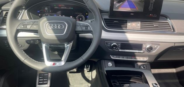 Audi Q5 Sportback S line Quattro 40TDI Coast Motors Knokke
