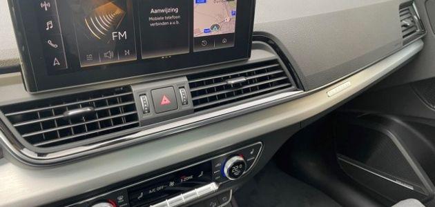 Audi Q5 S line Floretzilver Coast Motors Knokke