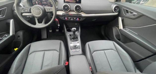 Audi Q2 Advanced Coast Motors Knokke