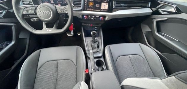 Audi A1 Citycarver S tronic Pijlgrijs Coast Motors Knokke