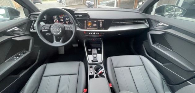 Audi A3 35TFSI Manhatten Coast Motors Knokke