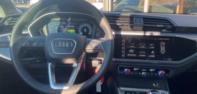 Audi Q3 Sportback Hybride Dauwzilver Coast Motors Knokke