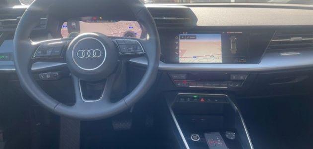 Audi A3 Advanced Hybride Manhatten Coast Motors Knokke